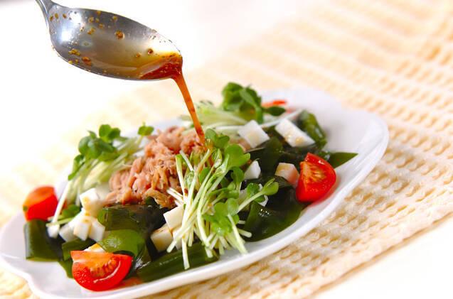 ツナサラダの作り方の手順8