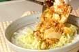 マーボー丼の作り方4