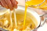 卵コーンポタージュの作り方2