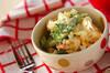 エビとセロリのタルタルサラダの作り方の手順