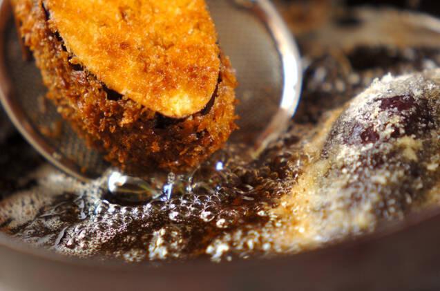 ナスのバジル風味揚げの作り方の手順7