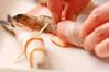 エビのベーコン巻きの作り方の手順2