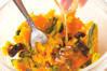 カボチャのレンジ煮の作り方の手順2