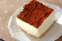ヘルシー豆腐バナナケーキ