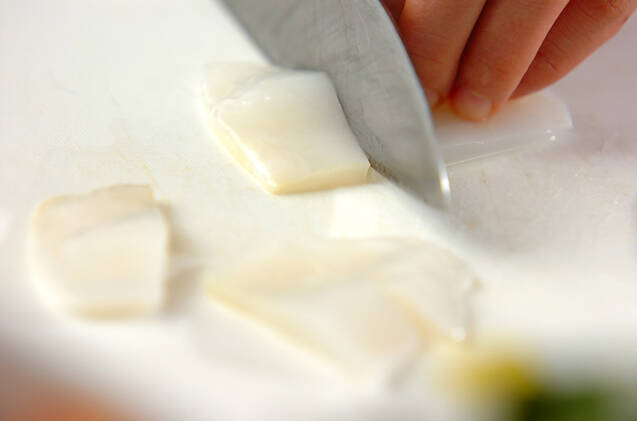 豚キムチ焼きそばの作り方の手順3