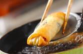 アボカドと鮭の包み揚げの作り方10