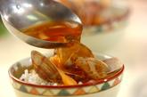 アサリとキムチのスープご飯の作り方3
