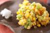ぷちぷち!枝豆とコーンの落とし揚げの作り方の手順