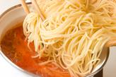 野菜たくさんスープパスタの作り方5