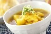 ジャガイモカレースープ