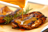 チキンのマスタードソテーの作り方2
