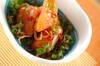 コンニャクのピリ辛炒めの作り方の手順