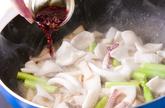 イカとエリンギ炒めの作り方4
