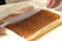 栗のロールケーキの作り方7