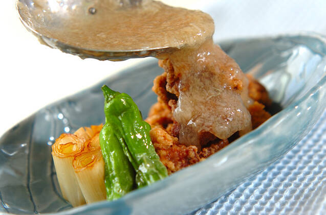 豚肉のトロトロあんかけの作り方の手順9