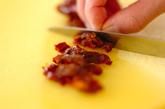 ドライトマトのケークサレの作り方1