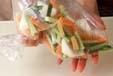 野菜の甘酢漬けの作り方1