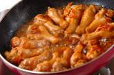手羽元のママレード煮の作り方6