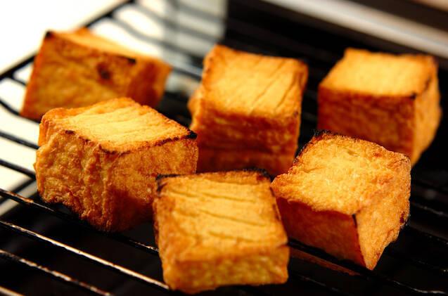 厚揚げのステーキの作り方の手順5