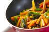 柿の炒め物の作り方の手順6