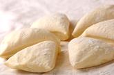 三角パンの作り方5