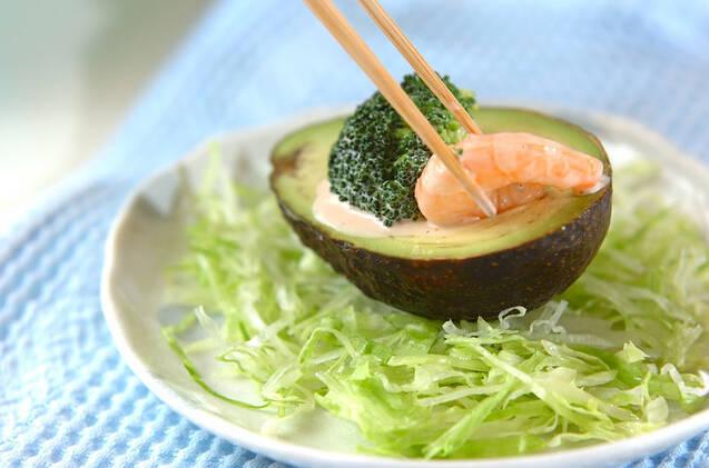 アボカドサラダの作り方の手順5