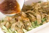 キュウリとザーサイの熱々の作り方4