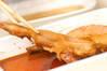テリヤキチキンの作り方の手順1