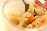 マヨネーズとおみそで2つの味わい☆ナスグラタンの作り方2