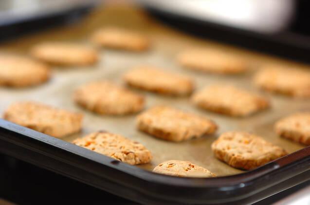 クミンとニンジンのザクザククッキーの作り方の手順6