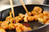 鶏むね肉のサッパリ炒め素麺の作り方3