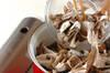 キノコ丼の作り方の手順6