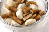 たたきゴボウチーズ焼きの作り方5