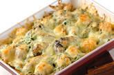 たたきゴボウチーズ焼きの作り方7