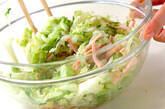 キャベツのもみサラダの作り方6