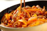 豚肉のチリソース炒めの作り方8
