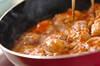 鶏肉のみそ照り焼きの作り方の手順7
