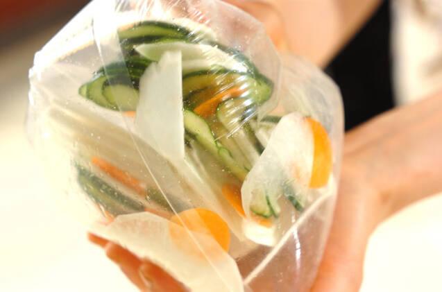 カブの甘酢漬けの作り方の手順5