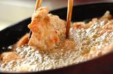 シンプル鶏の唐揚げの作り方1
