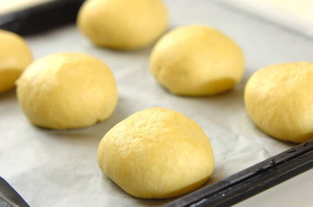 カレートマトチーズパンの作り方の手順10