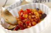 ヒヨコ豆入りムサカの作り方2