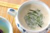 長芋の白いスープの作り方の手順