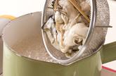 レンジ蒸し豆腐の作り方2