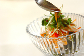 ワカメと大根のサラダの作り方1