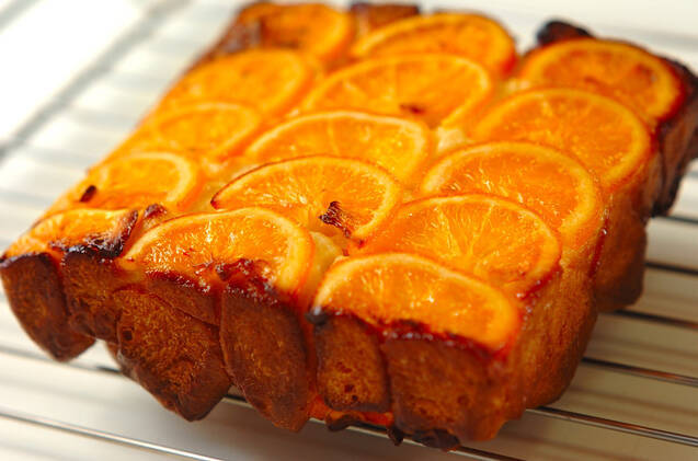 オレンジモンキーブレッドの作り方の手順16