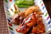 焼き鶏風フライパン焼き
