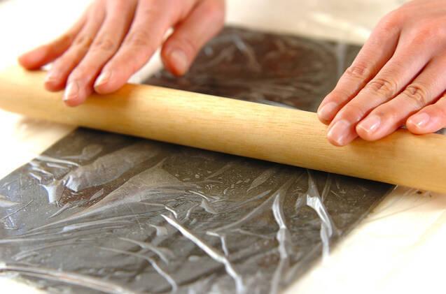 ゴマクッキーの作り方の手順6