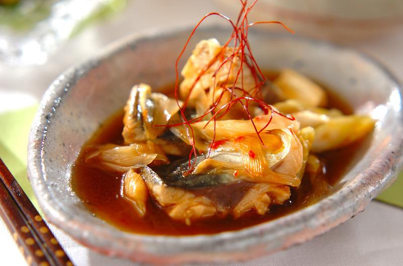 6. サバの中華煮