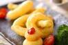 玉ネギのカレー揚げの作り方の手順