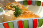 温豆腐の野菜あんかけの作り方9